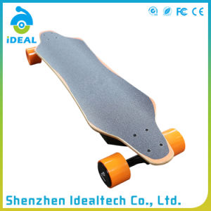 2*1100W 12-15km 4 Wheel Electric Stand Skateboard pictures & photos