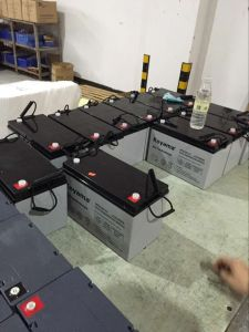 12V200ah Gel Deep Cycle Battery pictures & photos
