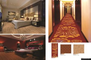 Axminster Wall to Wall Wool Hotel Carpet pictures & photos