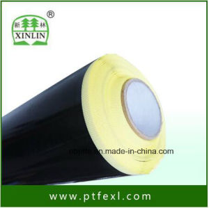 High Temperature PTFE Adhesiv Tape with Non Sticky pictures & photos