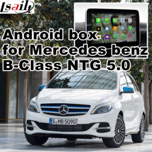 Android GPS Navigation System Video Interface for Mercedes-Benz B Class (NTG-5.0) pictures & photos