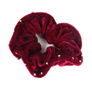 Fashion Fabric Hair Scrunchies for Women pictures & photos