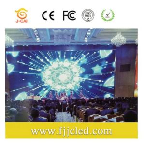 Indoor P4 SMD LED Display Screen Virtual Game/Sports Venues pictures & photos