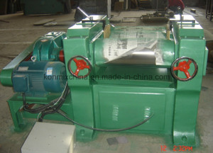 Two Roll Open Mixing Mill for Reclaimed Rubber pictures & photos