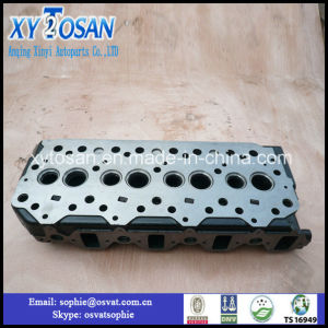 Engine Spare Parts 4D30 Cylinder Head Me012131 for Mitsubishi 4D30A Me997041 Auto Head pictures & photos