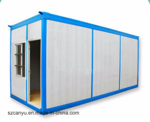 40hq Feet Steel Structure Steel Framing Prefabricated Container House pictures & photos