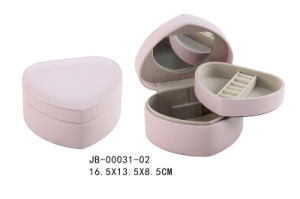 Hot Sales Heart Shape Jewelry Box pictures & photos