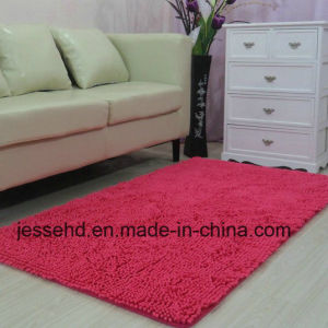 Hot Selling Easy Maintain Chenille Carpet for Bedroom Bathroom Kitchen pictures & photos