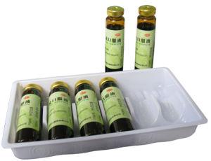 Horizontal Feeding Oral Liquid Bottle Labeler pictures & photos