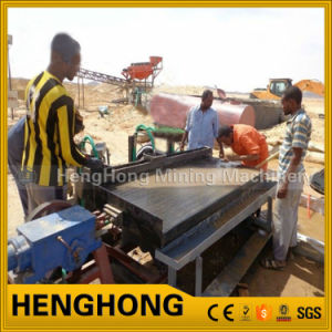 Gold Panning Equipment Gravity Separation Gold Shaker Table pictures & photos