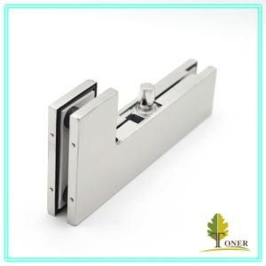 Stainless Steel 304 Glass Door Curve Clip T1004 pictures & photos