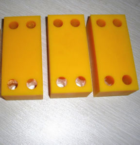 Urethane Block for Reducing The Impact pictures & photos