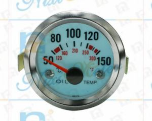 "2"" 52mm 50-150 Water Temperature Gauge with Cold Light pictures & photos"