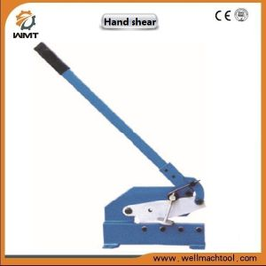 Hand Shear Machine HS-5 HS-6 HS-8 HS-10 HS-12 pictures & photos