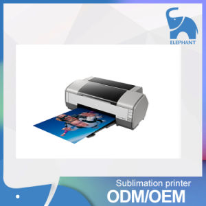 Hot Sale Garment A3 Dye Inkject Digital Photo Sublimation Printer pictures & photos