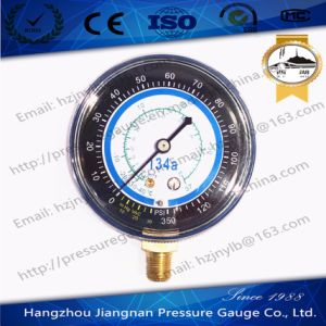 350psi Refrigerant Pressure Gauge of 134A pictures & photos