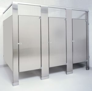 Fashion Custom Modern Compact Public Toilet Cubicle Partition pictures & photos