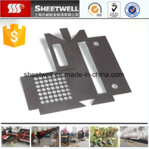 Custom Mechanical Stainless Steel Metal Fabication pictures & photos