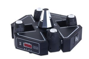 Multifunction Mini Beam Laser Effect Disco DJ LED Moving Head Light pictures & photos