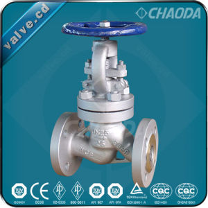 GB/T12235 Cast Steel Globe Valve pictures & photos