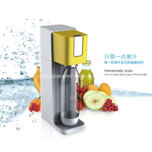 Professional Home Use Soda Maker for Healthy Sparkling Water (HB-1308) pictures & photos