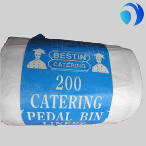Heavy Duty Bin Liner Trash Waste Garbage Eco Bag pictures & photos