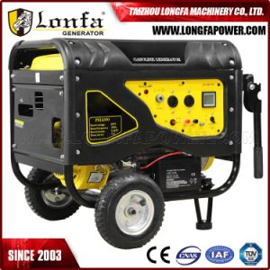 7HP Silent Type Gasoline Generator 3kw New Design pictures & photos