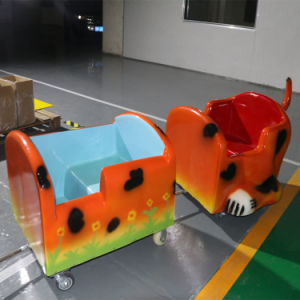 Light Sensor Rider of Trackless Train pictures & photos