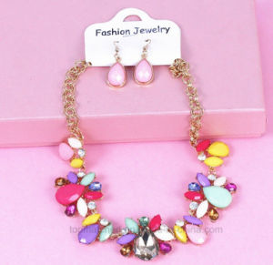 fashion Bridal Chains Necklace pendant Alloy Zinc De Ultimo Moda Collares Pendiente PARA Casadas pictures & photos