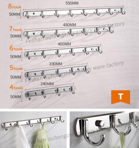Clothes Hanger Coat Hook for Hotel and household (S-T) pictures & photos