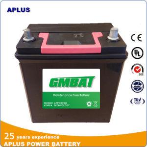 N40z 36b20r 12V36ah JIS Standard Lead Acid Mf Car Battery pictures & photos