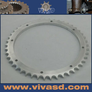 China ISO Certified Manufacturer Offer Low Volume CNC Machined Parts pictures & photos