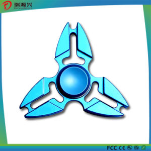 Beautiful Hand Fidget Finger Spinner Toy Tri-Spinner pictures & photos