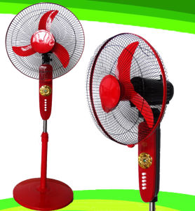 16 Inches 12V DC Stand Fan Solar Fan (SB-S-DC16p) pictures & photos