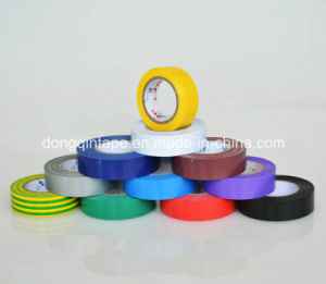 PVC Lead-Free Electrical Tape with High Quality and Strong Adhesive pictures & photos
