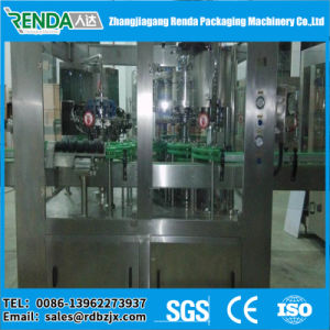 Automatic Glass Bottle Filling/Beer Making Machine/Production Line pictures & photos