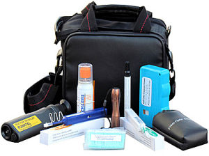 Deluxe Fiber Optic Cleaning Kit pictures & photos