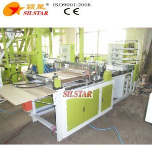 Zipper Bag Making Machine Made in China pictures & photos