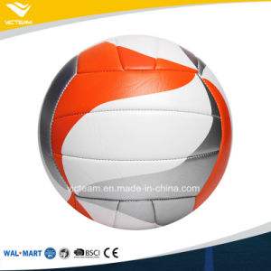 Inexpensive Composite Leather Longevity Volleyball pictures & photos