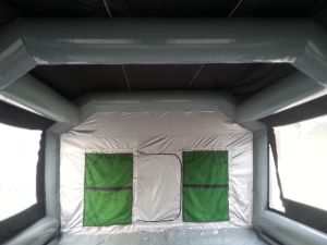 Commercial Inflatable Camping Tent, Spray Booth Tent pictures & photos