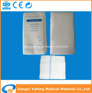 Cotton Sterile Gauze Swab with X-ray pictures & photos