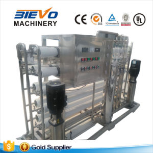6000liters/H High Quality Water Treatment System with Activated Carbon Filter pictures & photos