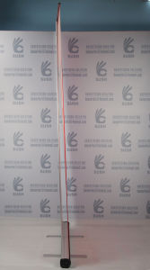 Normal Fabric Banner Roll up Banner Stand pictures & photos