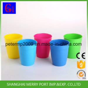 Low Price Custom Printed Non-Disposable PP Plastic Juice Cups, Cups Plastic pictures & photos