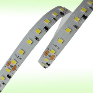 140LEDs/M SMD2835 Warm White 2700k Constant Current LED Tape Light pictures & photos