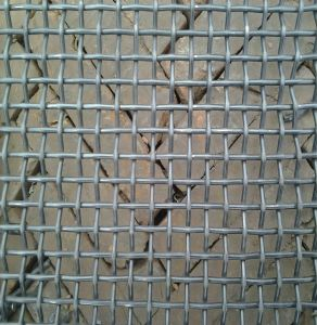 Stainless Steel Crimped Wire Mesh for Headlight Stone Guard pictures & photos