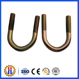 Chinese Suppliers Hoist Bolt and Nut for Mast Section pictures & photos