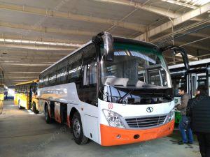 45-48seats 9.8m Front Engine Shuttle Bus pictures & photos