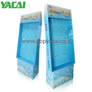 POS Cardboad Floor Display Stand Display Box, Paper Corrugated Dump Bins pictures & photos