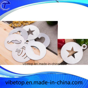 Wholesale High Quality Durable Coffee Stencil for Factory Price pictures & photos